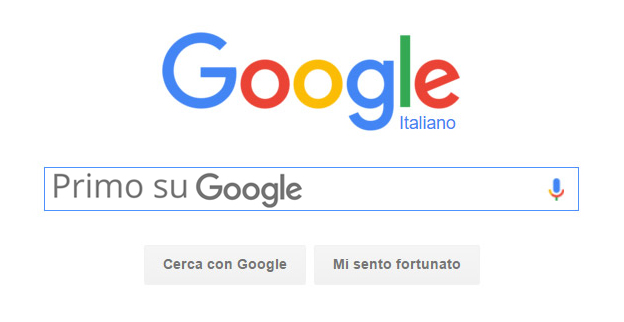 primo su Google - fig. 1