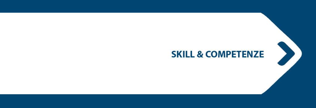 freccia skill e competenze
